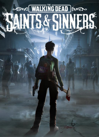 Постер The Walking Dead: Saints & Sinners
